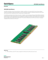 HPE DDR4 SmartMemory