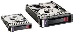 HPE 600GB SAS 6G Enterprise 10K SFF (2.5in) SC 3yr Wty HDD