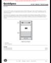 HP UPS T1000 G2, T1500 G2 Models