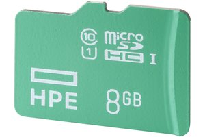 HPE 8GB microSD Flash Memory Card