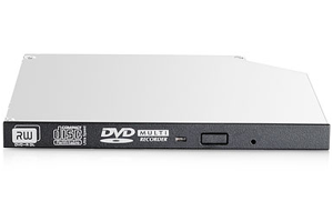 HPE 9.5mm SATA DVD-RW JackBlack Optical Drive