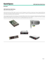 HPE Solid State Disk Drives (SSD - Add-In Cards) (English)