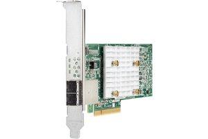 HPE Smart Array E208e-p SR Gen10 (8 External Lanes/No Cache) 12G SAS PCIe Plug-in Controller