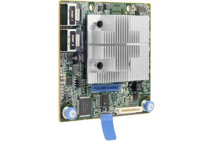HPE Smart Array E208i-a SR Gen10 (8 Internal Lanes/No Cache) 12G SAS Modular LH Controller