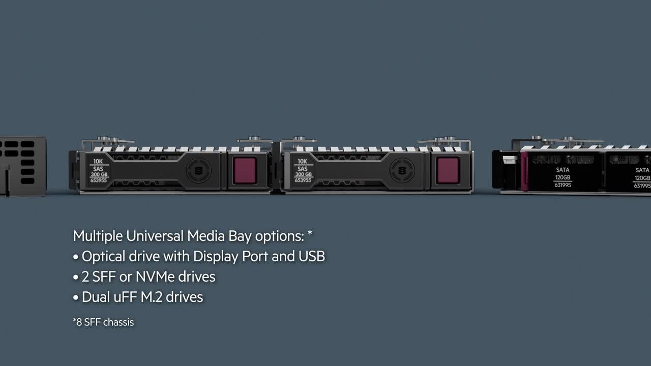 HPE ProLiant DL360 Gen10 | Product Details | shi com