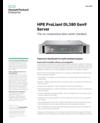 HPE ProLiant DL380 Gen9 Server data sheet