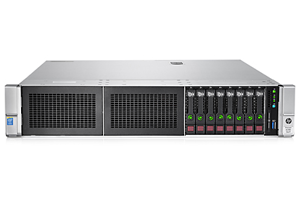 HPE ProLiant DL380 Gen9 E5-2690v3 2P 32GB-R P440ar 8SFF 2x10Gb 2x800W OneView Server
