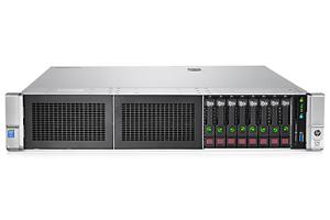 HPE ProLiant DL380 Gen9 E5-2620v3 1P 16GB-R P440ar 8SFF 500W PS Base Server