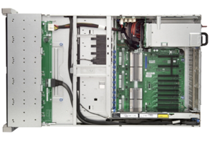 HPE ProLiant DL580 Gen9 E7-4850v3 4P 128GB-R P830i/4G 534FLR-SFP+ 4x1200W RPS Server