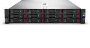 HPE ProLiant DL380 Gen10 4210 1P 32GB-R P408i-a 8SFF 800W PS Server