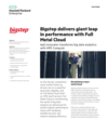 Bigstep transforms big data analytics with HPE Compute