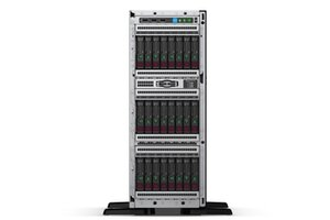 HPE ProLiant ML350 Gen10 4210R 1P 16GB-R P408i-a 8SFF 1x800W RPS Server