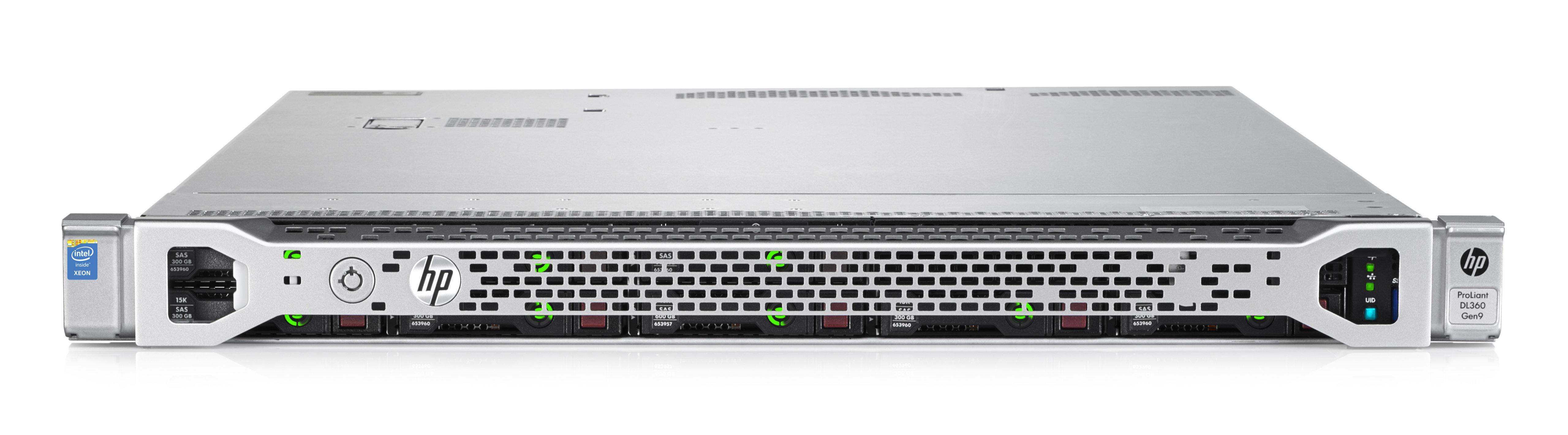 HPE ProLiant DL360 Gen9 | Product Details | shidirect ca