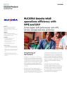 MAXIMA boosts retail operations efficiency with HPE and SAP