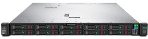 HPE ProLiant DL360 Gen10 4110 1P 16GB-R P408i-a 8SFF 500W PS Performance Server