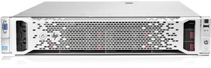 HP ProLiant DL380p Gen8 E5-2620 1P 16GB-R P420i SFF 460W PS Base Server