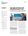 Zayo gains advantage with 3PAR StoreServ 7450 all-flash array