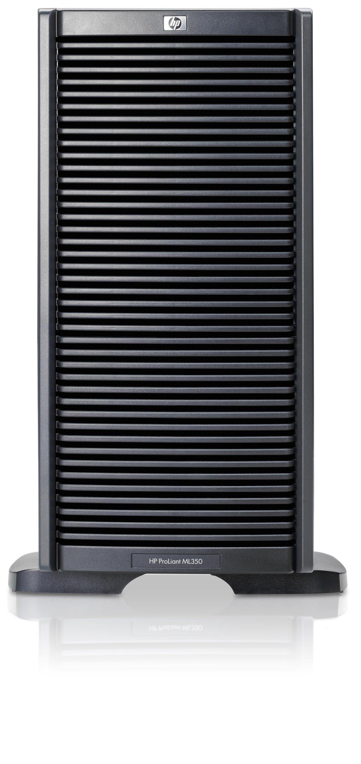 "HP Proliant ML350 G6 Rack SFF Server 8-Core 2.40GHz E5620 24GB No 2.5/"" HDD"