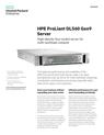 HPE ProLiant DL560 Gen9 Server with High-density four-socket server for multi-workload compute data sheet