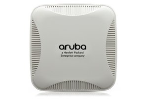 Aruba 7005 (RW) 4-port 10/100/1000BASE-T 16 AP and 1K Client Controller