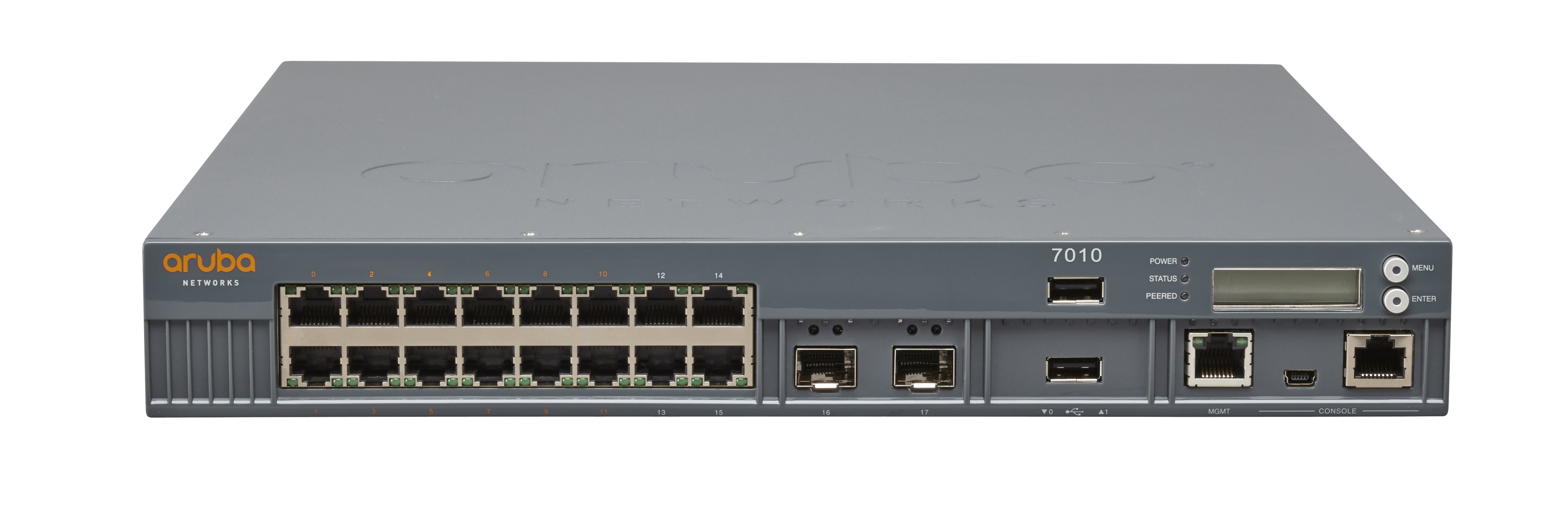 HPE JW678A 7010 16-Port GbE PoE PoE+ Controller - ราคา และ