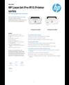 HP LaserJet Pro M15 Printer series (Valid for WE, CEE, Turkey)