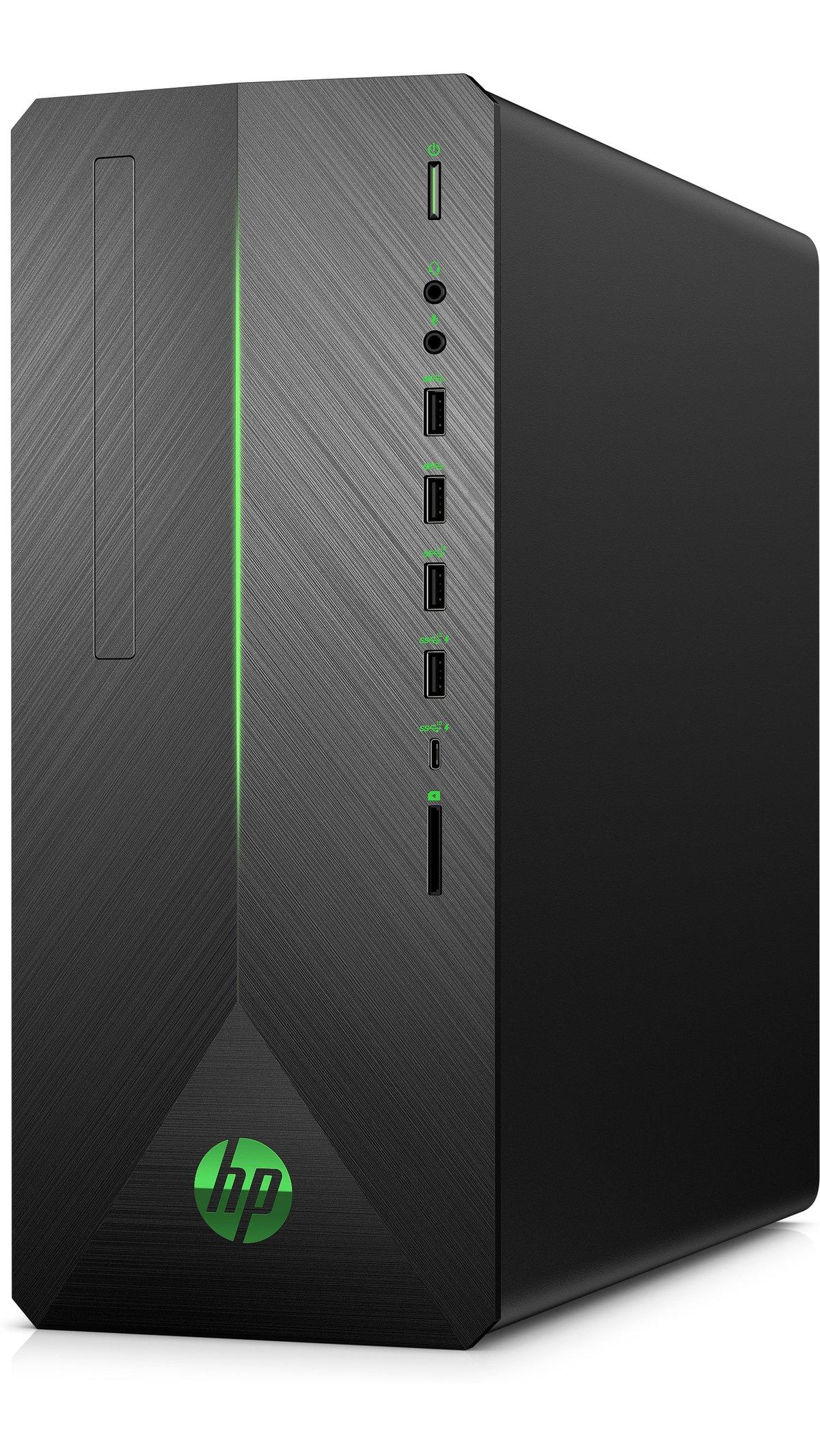 diapositive 1 sur 6,agrandir l'image, hp pavilion gaming desktop 790-0015nf