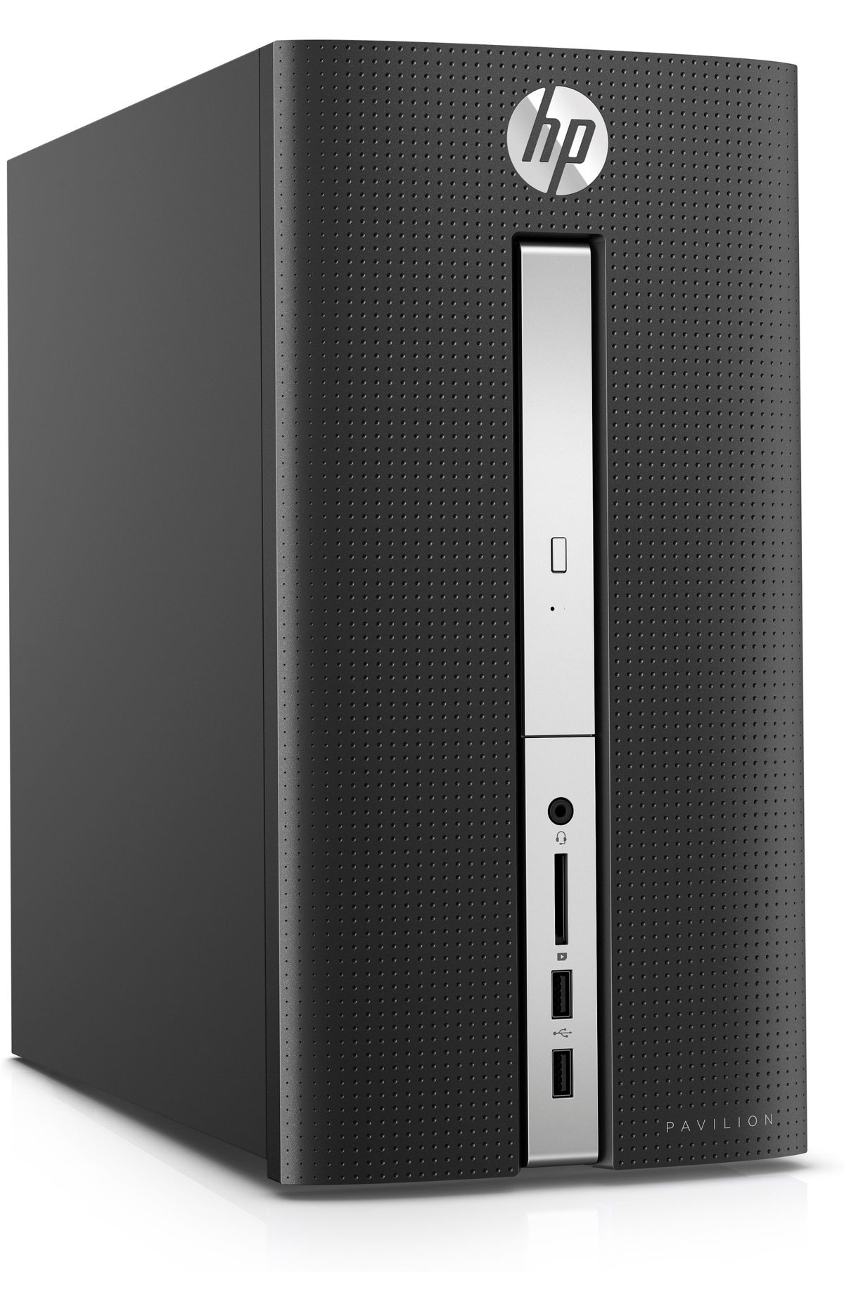 HP Pavilion Desktop PC 7th Gen Intel Core i5 8GB Memory16GB Intel Optane Memory 1TB Hard Drive Windows 10 Home 570 p050 by fice Depot & ficeMax