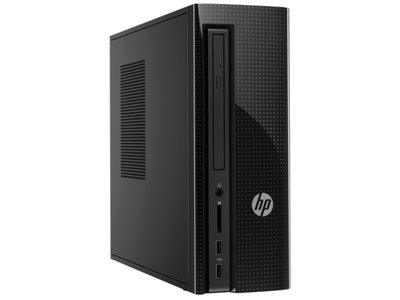 HP Slimline Desktop - 260-a010 (ENERGY STAR)