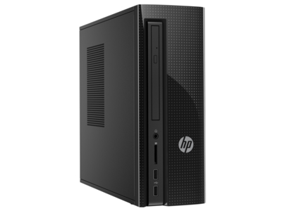 HP Slimline Desktop - 260-p026 (ENERGY STAR)