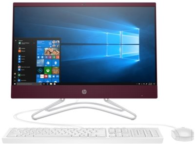 HP All-in-One - 22-c0036