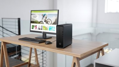 HP Slimline Desktop - 290-a0020