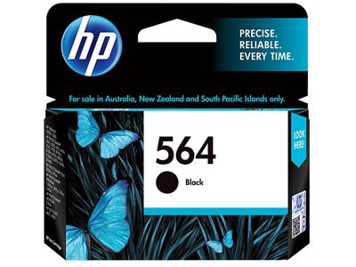 HP 564 Black Original Ink Cartridge