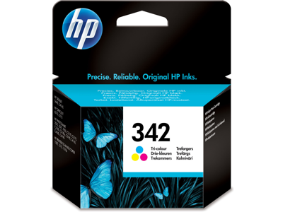 HP 342 Tri-color Original Ink Cartridge
