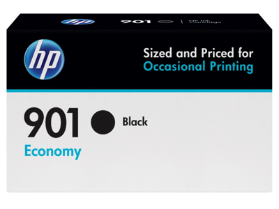 HP 901 Economy Black Original Ink Cartridge