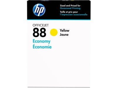 HP 88 Economy Yellow Original Ink Cartridge