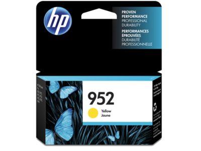 HP 952 Yellow Original Ink Cartridge