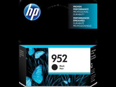 HP 952 Black Original Ink Cartridge
