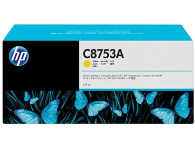 HP C8753A Yellow Original Ink Cartridge
