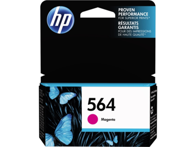 HP 564 Magenta Original Ink Cartridge