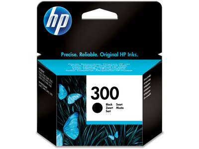 HP 300 Black Original Ink Cartridge
