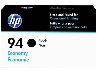 HP 94 Economy Black Original Ink Cartridge