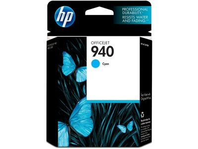 HP 940 Cyan Original Ink Cartridge