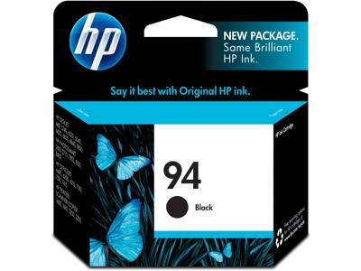 HP 94 Black Original Ink Cartridge