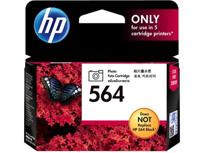 HP 564 Photo Original Ink Cartridge