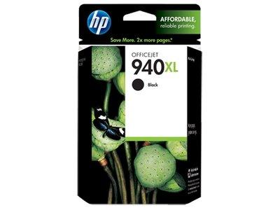 HP 940XL High Yield Black Original Ink Cartridge