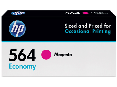 HP 564 Economy Magenta Original Ink Cartridge