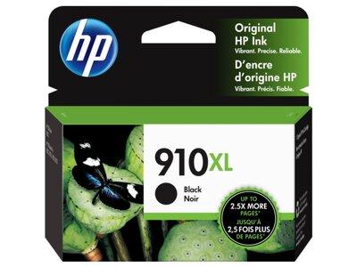 HP 910XL High Yield Black Original Ink Cartridge