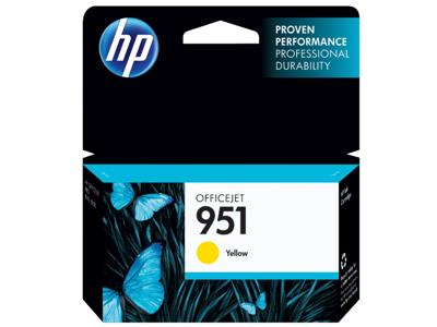 HP 951 Yellow Original Ink Cartridge