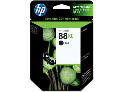 HP 88XL High Yield Black Original Ink Cartridge